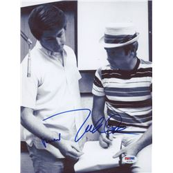 Brian Wilson  Mike Love Signed 8x10 Photo (PSA COA)