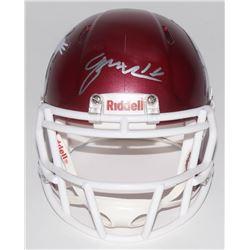 Gardner Minshew Signed Washington State Cougars Speed Mini Helmet (JSA COA)