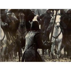 """Kit Harington Signed """"Game of Thrones: Battle of the Bastards"""" 16x20 Photo (Radtke COA)"""