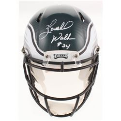 Herschel Walker Signed Philadelphia Eagles Full-Size Authentic On-Field Speed Helmet (Beckett COA)