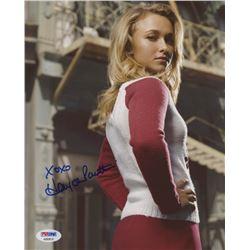 "Hayden Panettiere Signed ""Heroes"" 8x10 Photo Inscribed ""XOXO"" (PSA COA)"