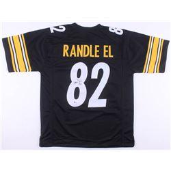 Antwaan Randle El Signed Pittsburgh Steelers Jersey (Beckett COA)