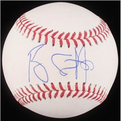 Ray Liotta Signed OML Baseball (JSA COA)