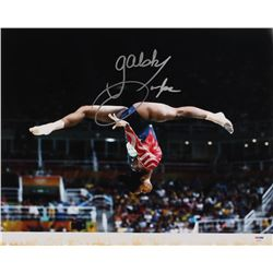 Gabby Douglas Signed 16x20 Photo (PSA COA)
