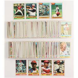 Lot of (318) 1976 Topps Baseball Cards with #95 Brooks Robinson, #230 Carl Yastrzemski, #325 Tony Pe