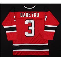 Ken Daneyko Signed New Jersey Devils Jersey (JSA COA)