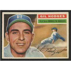 1956 Topps #145 Gil Hodges