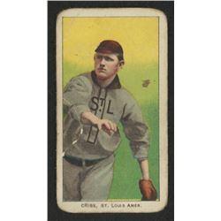 1909-11 T206 #114 Dode Criss