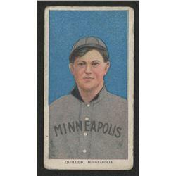 1909-11 T206 #402 Lee Quillen
