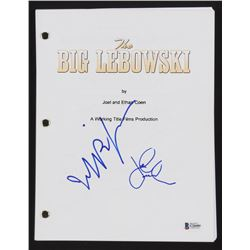 "John Goodman  Jeff Bridges Signed ""The Big Lebowski"" Movie Script (Beckett COA)"