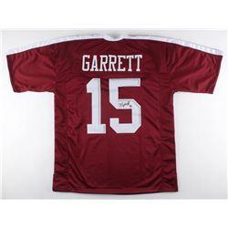 Myles Garrett Signed Texas AM Aggies Jersey (JSA COA)