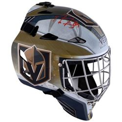 Marc-Andre Fleury Signed Vegas Golden Knights Full Size Goalie Mask (Fanatics Hologram)