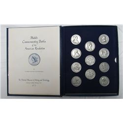 AMERICAN'S FIRST MEDALS UNITED STATES COLLECTION