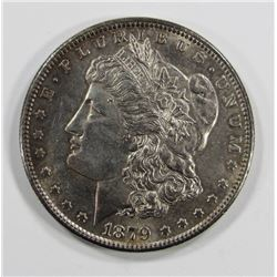 1879-S REV 79 MORGAN SILVER DOLLAR
