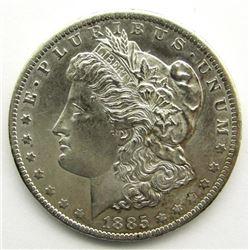 1885-O MORGAN DOLLAR UNC