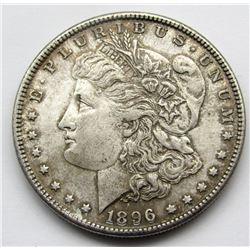 1896 AU/UNC MORGAN DOLLAR