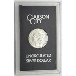 1884-CC GSA MORGAN DOLLAR NO BOX/PAPERS