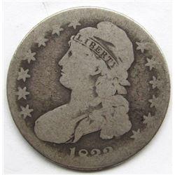 1832-1833? BUST HALF DOLLAR