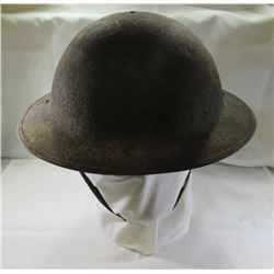 WWI US ARMY DOUGHBOY  HELMET