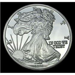 1998 AMERICAN HISTORIC SOCIETY 12 OZT .999