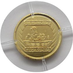 14k EL DURADO GOLDEN FLOAT