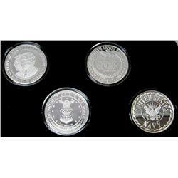 PROFILES IN COURAGE 4 - .999 SILVER 1OZT