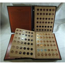 1934 TO 2017 LINCOLN CENT BU SET