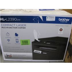 BROTHER - COMPACT LASER MULTIFUNCTION COPIER - MODEL  HL-L2390DW