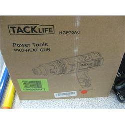 TACK LIFE - POWER TOOLS PRO HEAT GUN - HGP70AC