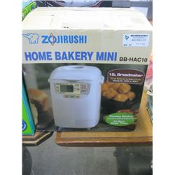 ZOJIRUSHI - HOME BAKERY MINI - BB-HAC10