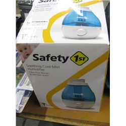SAFET 1ST - SOOTHING COOL MIST HUMIDIFIER