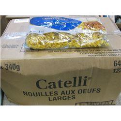 CATELLI - EGG NODDLES BROAD 12x340G BAGS