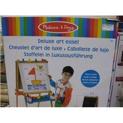 MELISSA & DOUG - DELUXE ART EASEL