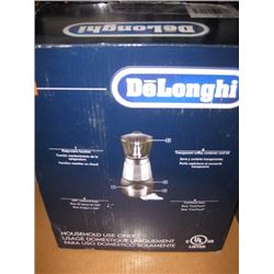 DELONGHI - ELECTRIC MOKA 3 AND 6 CUPS