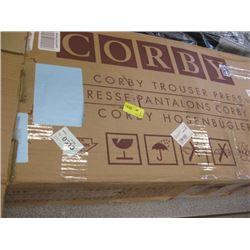 CORBY - TROUSER PRESS