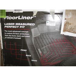 WEATHER TECH 440661-01 FRONT FLOOR LINER