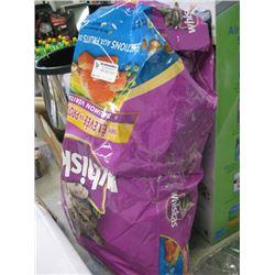 WHISKAS - 9.1KG BAG OF CAT FOOD