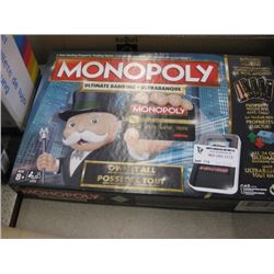 MONOPLY - ULTIMATE BANKING GAME
