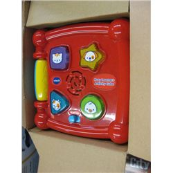 VTECH - BUSY LEARNERS ACTIVITY CUBE