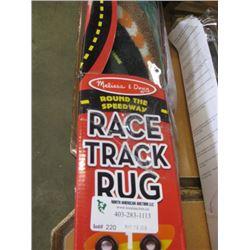 MELISSA & DOUG - RACE TRACK RUG