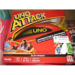 UNO ATTACK - ELECTRONIC GAME