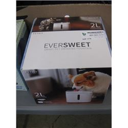 EVERSWEET - SMART PET DRINKING FOUNTAIN