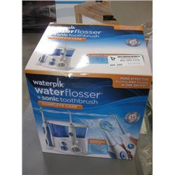 WATERPIK - WATERFLOSSER & SONIC TOOTHBRUSH