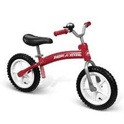 NEW IN BOX RADIO FLYER GUIDE AND GO BIKE