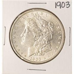 1903 $1 Morgan Silver Dollar Coin
