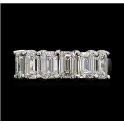 14KT White Gold 2.95 ctw Diamond Ring