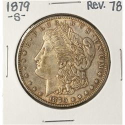 1879-S Reverse of 1878 $1 Morgan Silver Dollar Coin