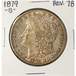 1879-S Reverse of 1878 $1 Morgan Silver Dollar Coin