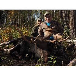 6 Day Okanagan Shiras Moose Hunt