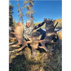 10 Day Hunters Choice Elk, Goat or Moose Hunt
